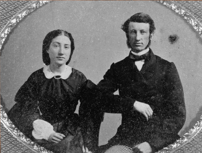 Charles Wentworth Wallace, and Catherine Wallace