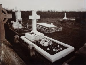 Image of Caroline O'Reilly's Grave